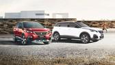 Bộ đôi SUV Peugeot 3008 và 5008 có thêm phiên bản mới