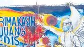 Thông điệp yêu thương từ nghệ thuật đường phố