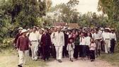 Chủ tịch Hồ Chí Minh là hiện thân của ý chí và sức mạnh dân tộc Việt Nam. Ảnh tư liệu