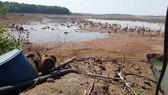 Bình Phước: Mực nước các hồ chứa giảm mạnh