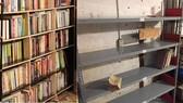 Mất trộm sách ở thư viện cộng đồng