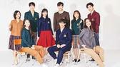 Đồng phục của một trường học ở Hàn Quốc