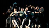 Một cảnh diễn trong vở Ballet Kiều
