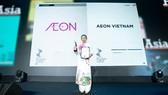 """AEON Việt Nam hai năm liên tiếp đạt giải """"Nơi làm việc tốt nhất châu Á"""""""
