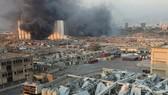 Nổ ở Beirut, hàng ngàn người thương vong
