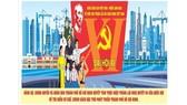 Trao giải cuộc thi sáng tác tranh cổ động Dưới cờ Đảng - Vững niềm tin
