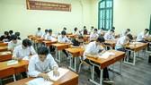 Ngày 27-8 công bố điểm thi tốt nghiệp THPT