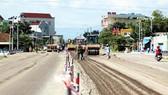 Khắc phục triệt để các bất cập, hư hỏng trên quốc lộ 1A đoạn qua Bình Định