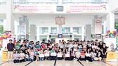 LOCK&LOCK đồng hành cùng Saigon Children Charity trong ngày hội tiếng Anh tại Trường Thăng Long