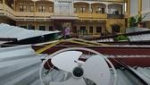 Ngày mai 29-10, học sinh - sinh viên Đà Nẵng nghỉ học để khắc phục bão số 9