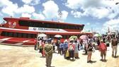 Đề nghị tăng 2 tàu cao tốc Vũng Tàu - Côn Đảo