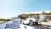 Sự kiện lái thử Ford SUV Drive 2020: Khởi động trải nghiệm Off-road khác biệt trên địa hình mô phỏng