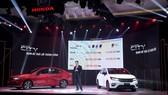 Honda City thế hệ thứ 5 chính thức ra mắt thị trường Việt Nam