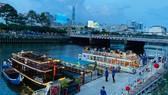 Tuyến du lịch trên kênh Nhiêu Lộc - Thị Nghè. Ảnh: DŨNG PHƯƠNG