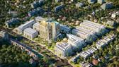 Khởi công dự án Trung tâm thương mại Đồng Xoài - The Light City