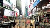 Lễ hội đếm ngược đón năm mới ở Quảng trường Thời đại, TP New York, Mỹ  sẽ phải hạn chế số người tham dự trực tiếp
