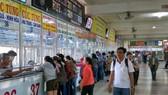 TPHCM: Dịp Tết Dương lịch 2021 giá vé xe khách không tăng