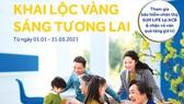 """Khai Lộc Vàng, Sáng Tương Lai"""" cùng Sun Life Việt Nam"""