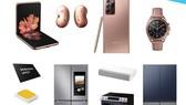 Samsung nhận 173 giải thưởng tại CES 2021