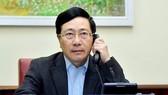 Phó Thủ tướng, Bộ trưởng Bộ Ngoại giao Phạm Bình Minh. Ảnh: VGP