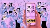 Yêu cầu mạng xã hội gỡ tin giả về dịch Covid-19