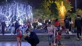 Phát động cuộc vận động thiết kế trang trí TP Hà Nội năm 2021