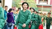 4.628 thanh niên TPHCM nhập ngũ và thực hiện nghĩa vụ tham gia Công an nhân dân
