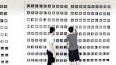 Một hệ thống máy đào bitcoin tại Trung Quốc