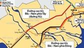 Điều chỉnh quy hoạch 4 tuyến cao tốc khu vực ĐBSCL
