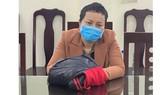 Cựu giám đốc Sở Y tế Sơn La Nguyễn Thị Kim An. Ảnh: Công an cung cấp