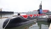 Tàu ngầm Alugoro-405. Nguồn: navalnews
