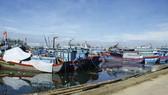 Cảng neo trú tàu thuyền Tịnh Hòa
