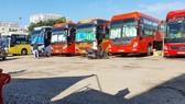 Vụ 2 bến xe cóc 391 và 397 Đinh Bộ Lĩnh, quận Bình Thạnh, TPHCM: Cưỡng chế, buộc khắc phục hậu quả
