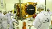 Vệ tinh CAS500 trước ngày được đưa lên quỹ đạo