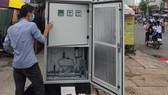 Sử dụng năng lượng xanh cấp nước an toàn