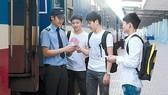 Đường sắt giảm 10% giá vé cho thí sinh đi thi và nhập học