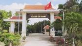 Khu căn cứ Cái Chanh được xếp hạng Di tích quốc gia đặc biệt. Ảnh: TTXVN
