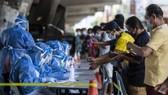 Châu Á: Số ca mắc Covid-19 tăng mạnh