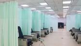 Khu hóa trị trong ngày tại BV Ung bướu cơ sở 2