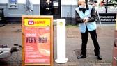 Khu vực ở hạt Kent, Anh nhận cảnh báo nguy cơ cao dịch Covid-19