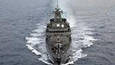 Tàu khu trục Bayern của Đức