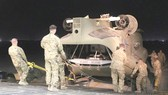 Lính Mỹ chuẩn bị cho việc rút quân khỏi Afghanistan