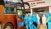 Gia Lai đón 264 thai phụ từ vùng dịch