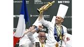 Đầu bếp Davy Tissot giành giải thưởng  cao nhất cuộc thi
