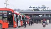 Hà Nội khôi phục vận tải hành khách liên tỉnh