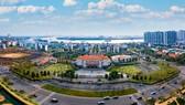 Tại phường Thạnh Mỹ Lợi, giá bất động sản đang tiệm cận với những vùng trung tâm quận 1, quận 3.