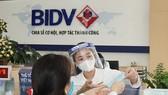 Đầu năm nay, BIDV là ngân hàng dẫn đầu thị trường về vốn điều lệ với hơn 40.000 tỷ đồng.