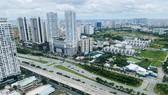 TP.HCM sẽ là trung tâm tài chính và dịch vụ của khu vực Đông Nam Á và châu Á - Thái Bình Dương. Đình Sơn