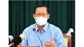 Chủ tịch UBND TPHCM Phan Văn Mãi.