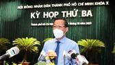 Chủ tịch TPHCM Phan Văn Mãi: TP sẽ có Ban chỉ đạo phòng chống dịch Covid-19 và phục hồi kinh tế